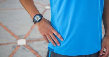 Loop met heel je hart: Garmin® Forerunner® 15 met hartslagmonitor en activiteitsmeter
