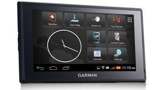 Garmin® introduceert haar eerste Android™-gebaseerde navigatie voor fleet