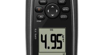 Garmin lanceert de GPS73