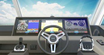 Garmin® en Volvo Penta zetten strategische samenwerking voort en voorzien Glass Cockpit System van nieuwe multifunctionele display GPSMAP® 8600