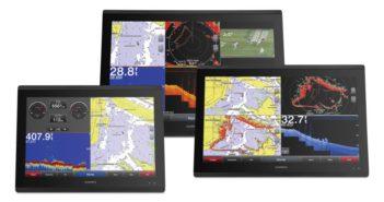 Garmin® introduceert de nieuwe GPSMAP® 8400-serie – multifunctionele displays in Full HD van 17, 22 en 24 inch