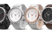 Garmin introduceert vívomove – Het stijlvolle analoge horloge met activity tracking