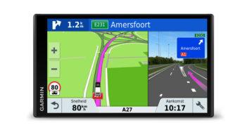 Garmin® presenteert de Camper 770 LMT-D – het navigatiesysteem voor de recreatieve camper- en caravanbestuurder  met live servicediensten en reisgegevens