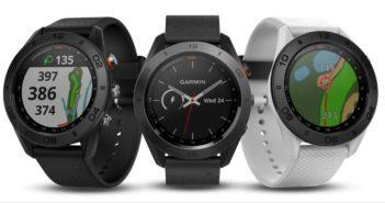 Garmin® introduceert de Approach® S60 – Het stijlvolle GPS-golfhorloge waarmee je jouw passie voor golfen zowel op als buiten de baan toont
