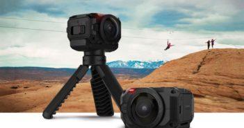 Garmin® introduceert VIRB 360 – Robuuste, waterdichte 360 graden camera met 5,7K/30fps resolutie en 4K sferische stabilisatie