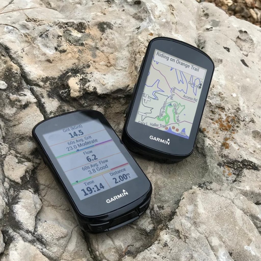 Garmin Edge 530 en 830 fietscomputers