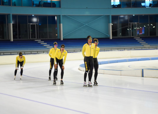 Team Jumbo-Visma legt de lat voor komend seizoen hoog!