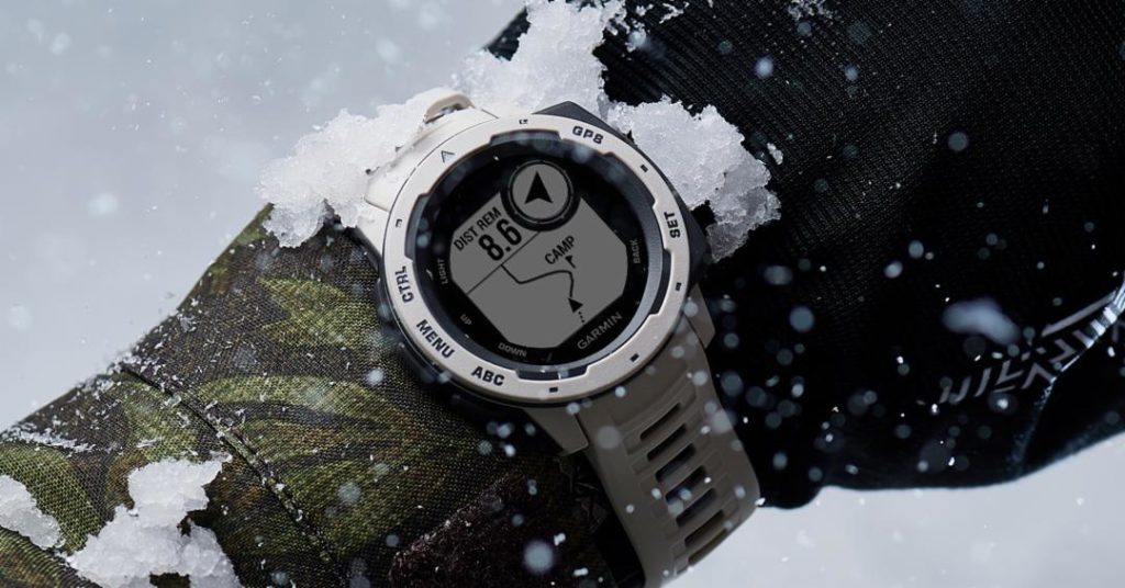 Garmin-wintersport