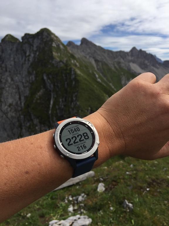 Horloge-bergen-garmin